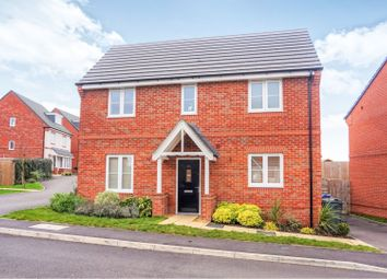 Thumbnail 3 bed detached house for sale in Fernilee Close, Stoke-On-Trent