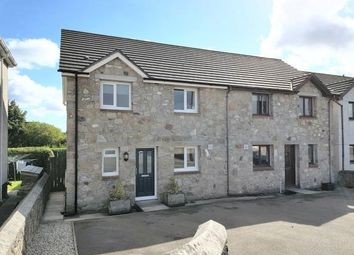 Thumbnail 3 bed semi-detached house for sale in St Austell, Cornwall, Uk