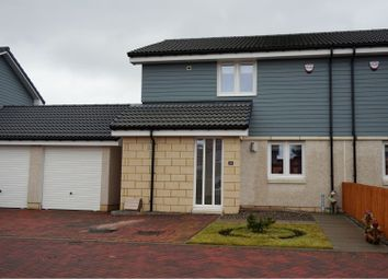 Thumbnail 3 bed semi-detached house for sale in Oban Terrace, Dundee