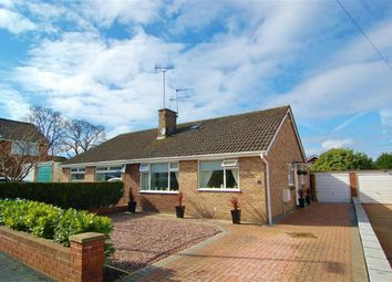 Thumbnail 2 bed semi-detached bungalow for sale in Bowden Close, Congleton