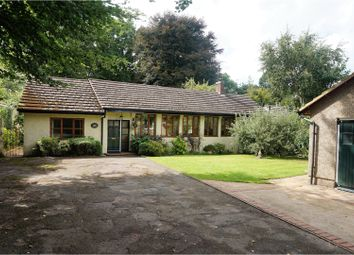 Thumbnail 3 bed bungalow for sale in The Crescent, East Grinstead
