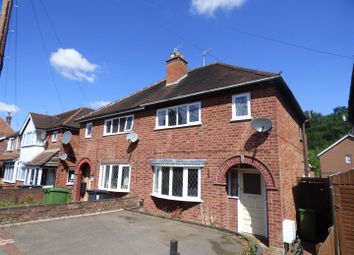 Thumbnail 3 bedroom semi-detached house for sale in Mill End, Kenilworth