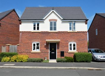 Thumbnail 3 bed detached house for sale in Whitley Drive, Broughton, Chester