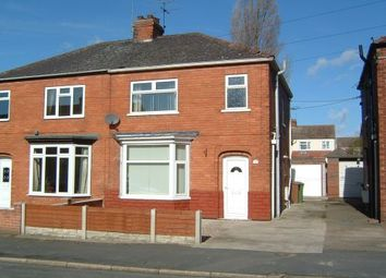 Thumbnail 3 bed semi-detached house to rent in Collinson Avenue, Scunthorpe