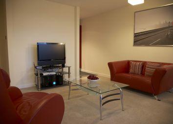 Thumbnail 1 bed flat to rent in Carnegie House, The Hub, Milton Keynes