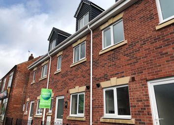 Thumbnail Town house to rent in Station Road, Langley Mill, Nottingham