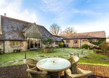 Thumbnail 5 bed barn conversion for sale in Oldhouse Lane, Coolham, Horsham, West Sussex