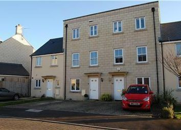 Thumbnail 4 bedroom town house for sale in Orchid Drive, Bath, Somerset