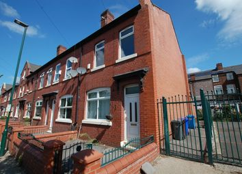 Thumbnail 3 bed end terrace house to rent in Orchid Street, Harpurhey, Manchester