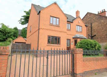 Thumbnail 6 bed detached house for sale in Queens Road, Penkhull, Stoke-On-Trent