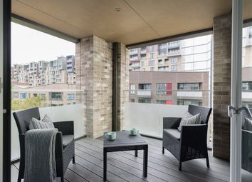 Thumbnail 2 bed flat for sale in Curran Street, London