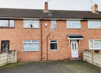 Thumbnail 3 bedroom terraced house to rent in Woolston Avenue, Congleton