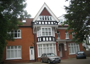 Thumbnail 3 bed flat for sale in Park Hill Road, Shortlands, Bromley