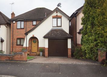 Thumbnail 4 bed detached house for sale in Nortune Close, Birmingham