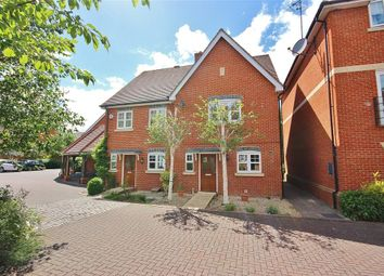 Thumbnail 3 bedroom semi-detached house to rent in Little Court, Wolage Drive, Grove, Wantage