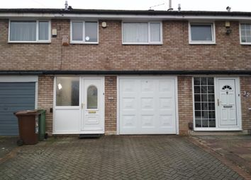 Thumbnail 3 bed terraced house for sale in Bradfield Close, Reddish, Stockport