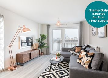 Thumbnail 1 bedroom flat for sale in Keel Road, Woolston, Southampton