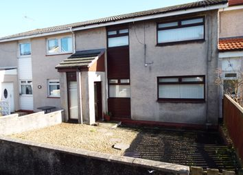 Thumbnail 3 bed terraced house for sale in Laird Weir, Ardrossan