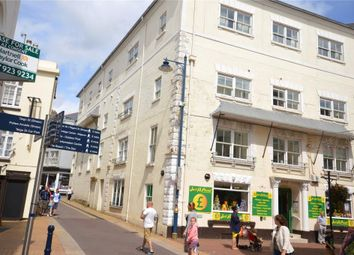 Thumbnail 1 bedroom flat to rent in Charlton Court, Bank Street, Teignmouth, Devon