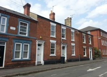 Thumbnail 3 bedroom terraced house to rent in Larges Street, Derby