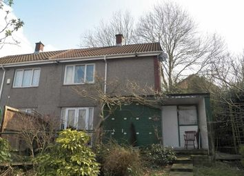 Thumbnail 2 bedroom semi-detached house for sale in Woodford Road, Blaenymaes, Swansea