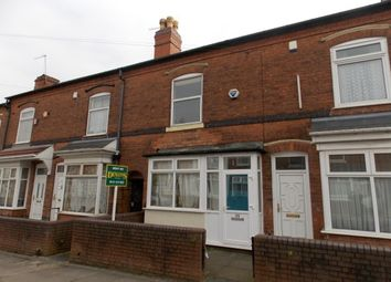 Thumbnail 4 bed terraced house to rent in Gleave Road, Selly Oak