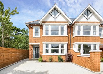 Thumbnail 5 bedroom semi-detached house for sale in Coombe Lane West, Coombe, Kingston Upon Thames