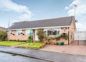 Thumbnail 5 bed bungalow for sale in Hawkshead Crescent, North Anston, Sheffield