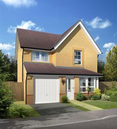 "Thumbnail 3 bedroom detached house for sale in ""Cheadle"" at Green Lane, Yarm"