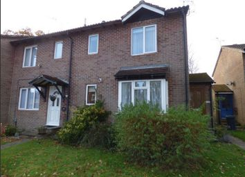 Thumbnail 1 bed end terrace house to rent in Springwood Drive, Godinton Park