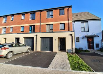 Thumbnail 4 bedroom town house for sale in Mariners Walk, Barry Waterfront, Barry