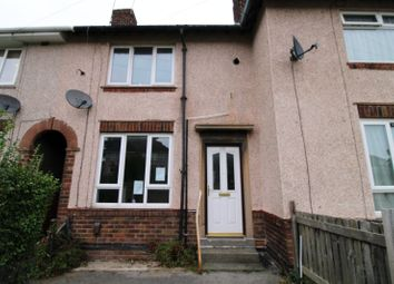 Thumbnail 2 bedroom terraced house for sale in Longley Avenue West, Sheffield, South Yorkshire
