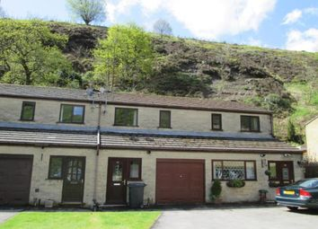 Thumbnail 3 bed semi-detached house for sale in Caldicott Close, Todmorden