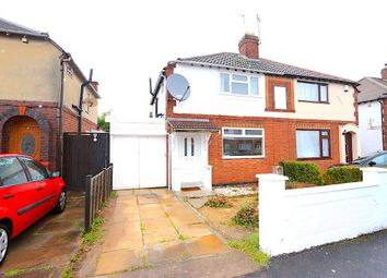 Thumbnail 3 bedroom semi-detached house for sale in Kingston Avenue, Wigston