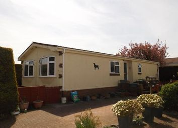 Thumbnail 2 bed mobile/park home for sale in Cury Cross Lanes, Helston, Cornwall