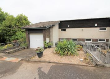 Thumbnail 4 bedroom semi-detached house for sale in Lyle Grove, Greenock