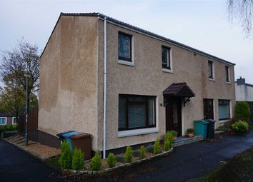 Thumbnail 3 bed semi-detached house for sale in Tomtain Brae, Cumbernauld, Glasgow
