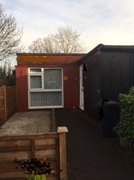 Thumbnail 1 bed terraced bungalow to rent in Stratton Close, Runcorn, Cheshire