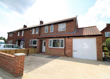 Thumbnail 2 bedroom terraced house for sale in St. Stephens Road, York