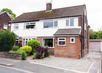 Thumbnail 3 bed semi-detached house for sale in Seaford Road, Harwood, Bolton