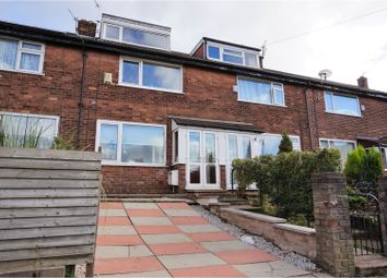 Thumbnail 3 bedroom terraced house for sale in Chauncy Road, Manchester