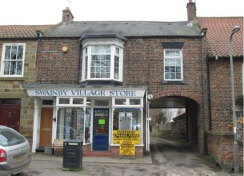 Thumbnail Retail premises for sale in High Street, Northallerton