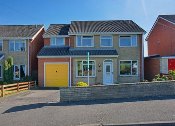 Thumbnail 4 bed detached house for sale in Welland Court, Higham, Barnsley