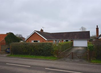 Thumbnail 4 bed bungalow for sale in Westhorpe, Willoughby On The Wolds, Loughborough
