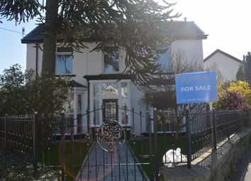 Thumbnail 3 bed detached house for sale in Cardiff Road, Aberdare, Rhondda Cynon Taff
