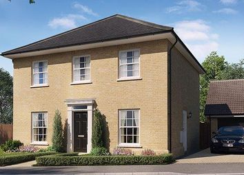 Thumbnail 4 bed detached house for sale in Salhouse Road, Wroxham, Norwich