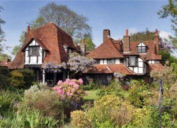 Thumbnail 4 bed detached house for sale in Peasmarsh, Peasmarsh, Rye, East Sussex