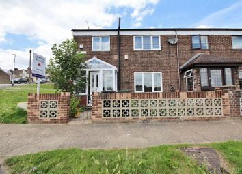 Thumbnail 3 bedroom end terrace house for sale in Ingress Gardens, Greenhithe