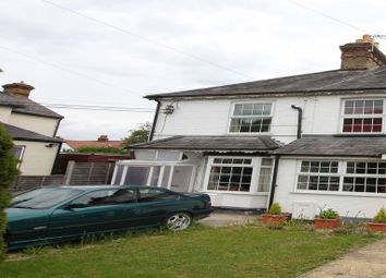 Thumbnail 3 bed cottage to rent in Wycombe Lane, Wooburn Green, High Wycombe