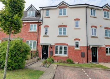 Thumbnail 3 bed town house for sale in Lake View Court, Erdington, Birmingham